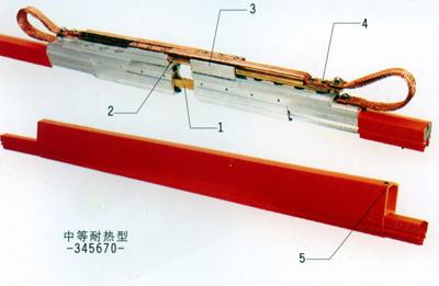 單極H型銅膨脹段(伸縮節